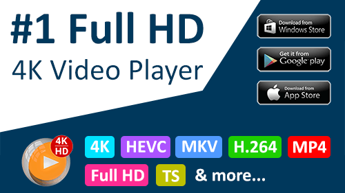 No 1 Full HD Video Player